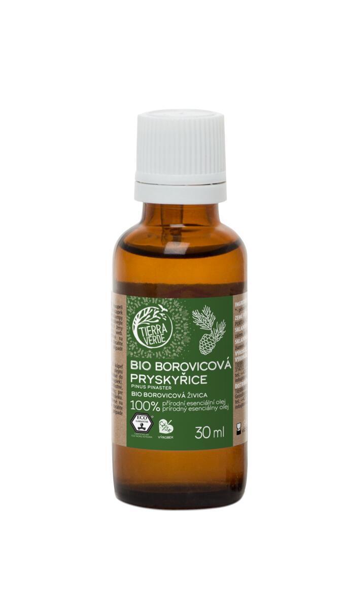 Esenciální olej BIO Borovicová pryskyřice (30 ml)