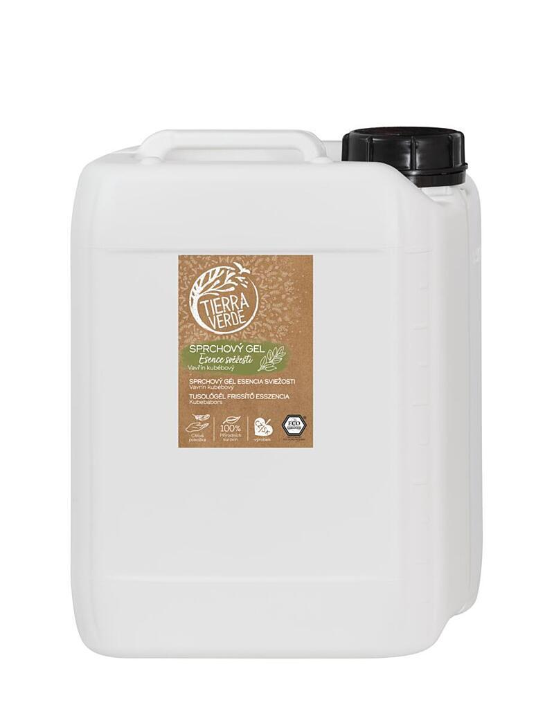 Sprchový gel Esence svěžesti (kanystr 5 l)